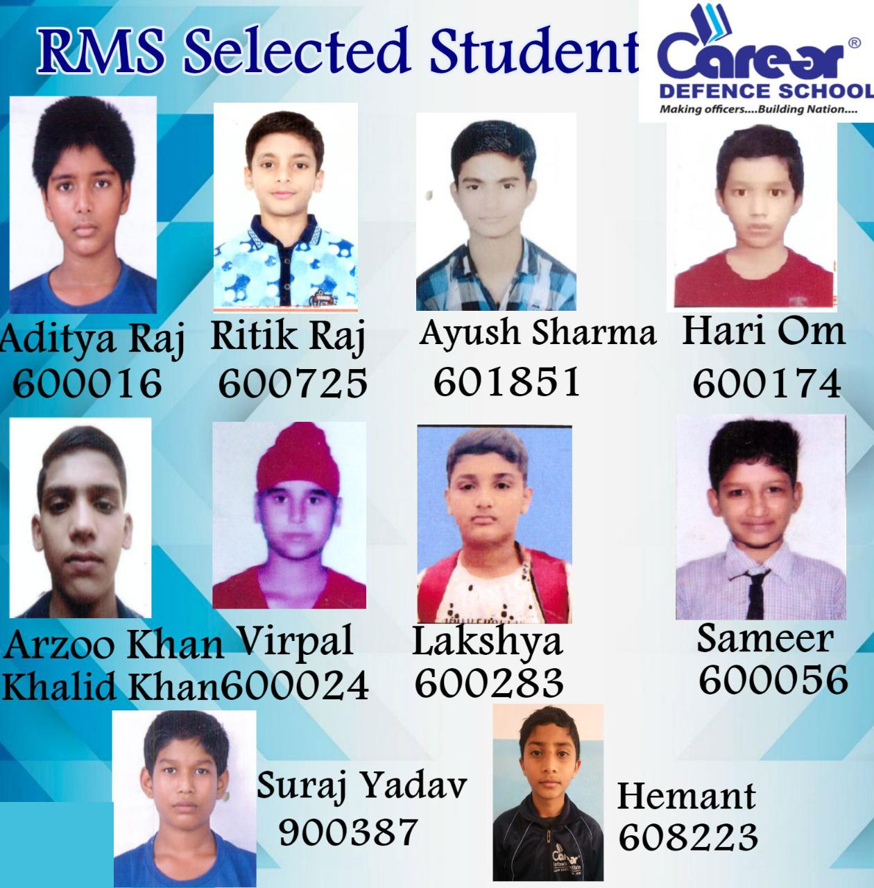 Career's Students